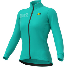 Alé Cycling Solid Color Block Jersey Women water